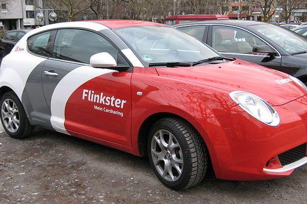Flinkster Carsharing