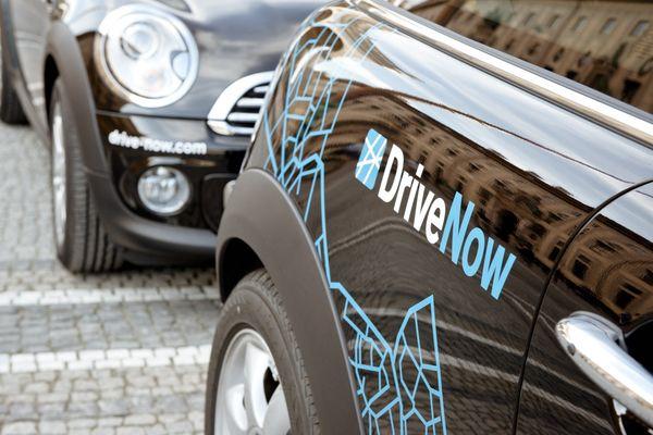 Carsharing-Anbieter DriveNow