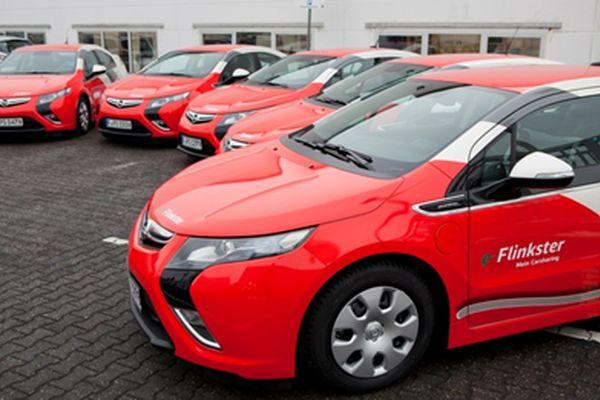 Der Opel Ampera