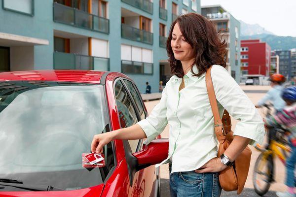 Carsharing wird immer beliebter