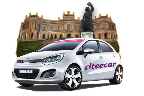 CiteeCar unterbreitet ZebraMobil-Kunden ein exklusives Wechselangebot