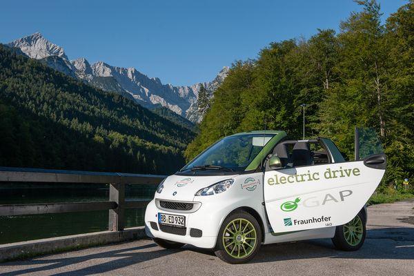 E-Carsharing im Alpenvorland