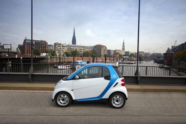 Car2go Erweitert Die Fahrzeugflotte Und Sein Geschaftsgebiet In Hamburg
