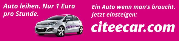 CiteeCar Carsharing