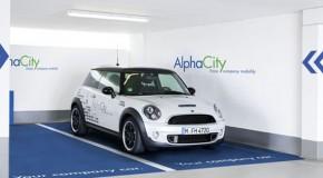 Infineon startet gemeinsam mit Alphabet sein Corporate Carsharing Projekt