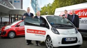Bester Dienstleister: book-n-drive Carsharing erhält Auszeichnung für beste Kundenberatung