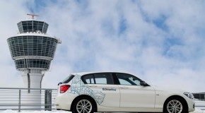 Drive and Fly: DriveNow nun auch am Münchner Flughafen verfügbar