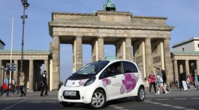 TOTAL unterstützt Multicity E-Carsharing in Berlin