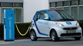 Elektrisch mobil: Welche Elektroautos sind beim Carsharing im Einsatz?
