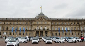 car2go stockt seine Fahrzeugflotte in Stuttgart auf