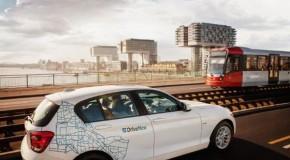 DriveNow kooperiert mit den Kölner Verkehrs-Betrieben