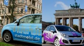 CiteeCar und Stadtmobil gewinnen den Carsharing-Vergleich von Focus Money