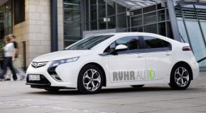 RUHRAUTOe möchte mit Elektroautos jüngere Zielgruppe erreichen