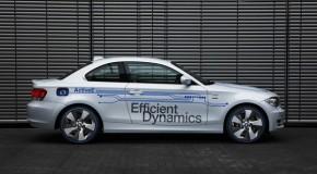 BMW setzt auf Carsharing und Elektromobilität