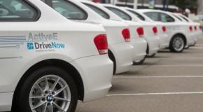 DriveNow: Die neuen BMW ActiveE Elektrofahrzeuge kommen gut an