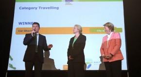 Die Stadt Bremen gewinnt mit seinem Carsharing-Aktionsplan den European Sustainable Energy Award