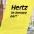 Aus Hertz On Demand wird Hertz 24/7