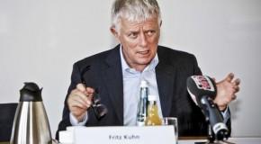 Fritz Kuhn möchte Carsharing-Bedingungen in Stuttgart verbessern
