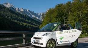E-Carsharing im Alpenvorland mit Flinkster