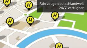 Hertz 24/7 verärgert seine Kunden in Berlin
