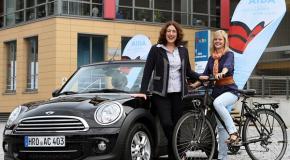 AIDA setzt auf Corporate Carsharing