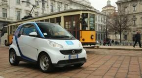 car2go ist ab sofort auch in Mailand verfügbar