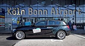 DriveNow jetzt auch am Flughafen Köln/Bonn