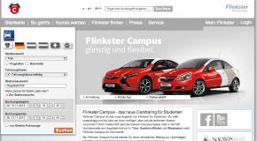 Flinkster Campus in Furtwangen