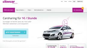 CiteeCar zieht sich aus Potsdam zurück