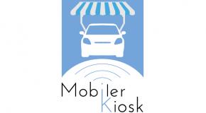 Mobiler Kiosk im Carsharing-Auto