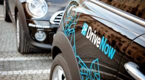 DriveNow Anmeldung für 19 Euro mit 30 Freiminuten