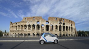 car2go startet in Italien durch