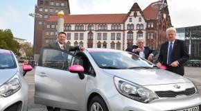 CiteeCar jetzt in Bochum, Dortmund, Essen und Gelsenkirchen
