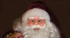 Der Weihnachtsmann fährt DriveNow