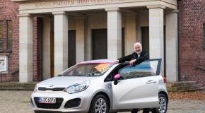 Carsharing kommt auch in der Kirche gut an
