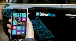 DriveNow App jetzt auch für Windows Phone