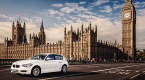DriveNow startet in London