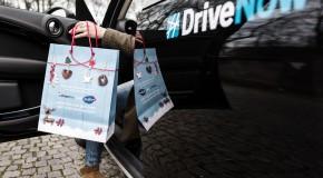 Bahlsen Überraschungspakete bei DriveNow