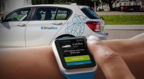 DriveNow bringt App für die Apple Watch