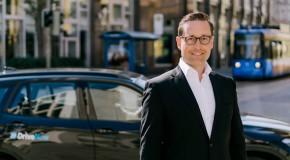 Sebastian Hofelich übernimmt das Steuer bei DriveNow