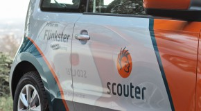 Scouter in Augsburg mit 1000 Kunden