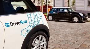 DriveNow mit reduzierter Anmeldegebühr