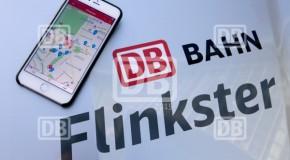 Flinkster Carsharing auf Platz 1 bei Stiftung Warentest