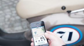 scoo.me bietet Motor-Roller und E-Roller Sharing