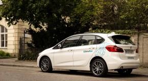 BMW 2er bei DriveNow