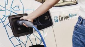 Mit DriveNow elektrisch im Rheinland unterwegs