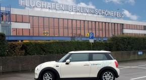 DriveNow fährt jetzt auch nach Berlin-Schönefeld