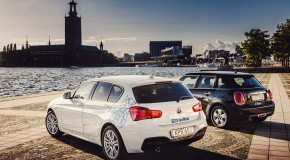 DriveNow startet in Stockholm
