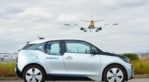 DriveNow jetzt auch am London City-Airport