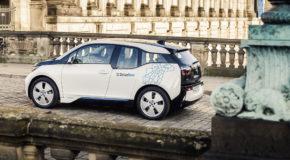 DriveNow feiert 100 Jahre BMW